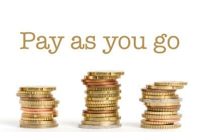 "pay as you go > What is ""Pay as you Go""?"