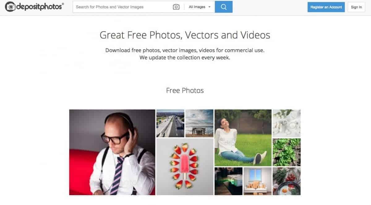 Depositphotos Free Files 2018 > Where can i find Depositphotos free Photos?