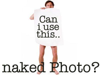 Naked Photo Blog Post