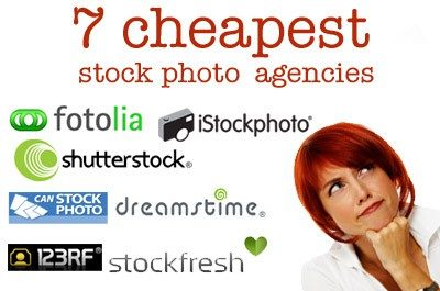 7 of the cheapest stock photo agency subscriptions