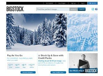 bigstock small screenshot > Bigstock announces their 10 Millionth image
