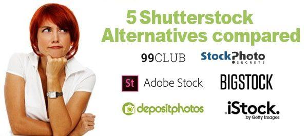5 Shutterstock Alternatives Compared