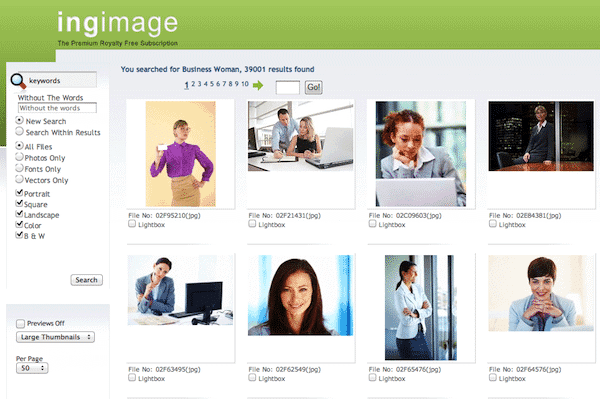 ingimage search > Ingimage Review