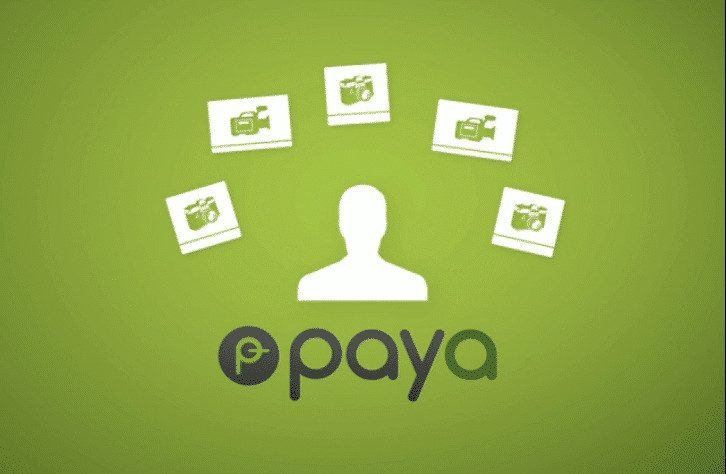 paya screenshot > A new stock photo concept cuts our the middleman - Paya