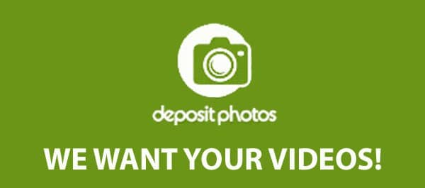 deposit video > Make extra income with your video clips at Depositphotos