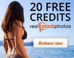 20 free credits rsp > 20 Credits for Free – if you join Real Stock Photos now!