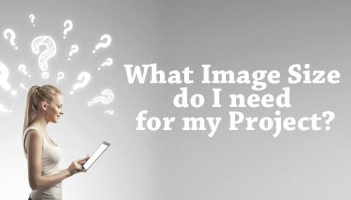 What Image Size do i need?