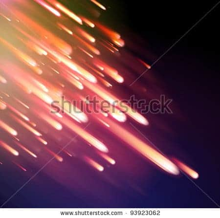 free stock vector illustration from Shutterstock of neon lights and rays for download