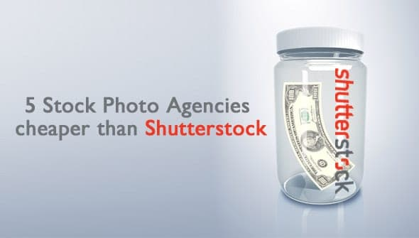 5 cheaper shutterstock > 5 Stock Photo Agencies cheaper than Shutterstock