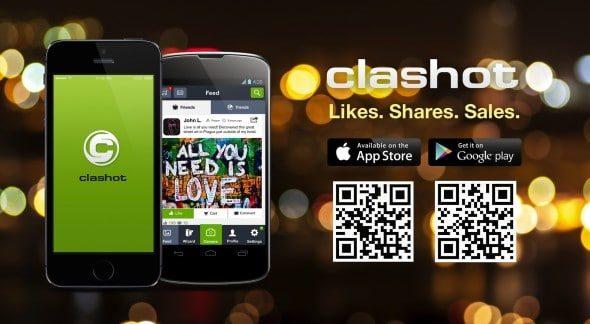 Get the Clashot App