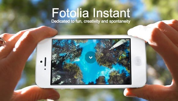 Fotolia Instant
