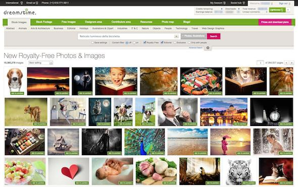 """dreamstime social feature > Dreamstime new """"similar images"""" learns from customers"""