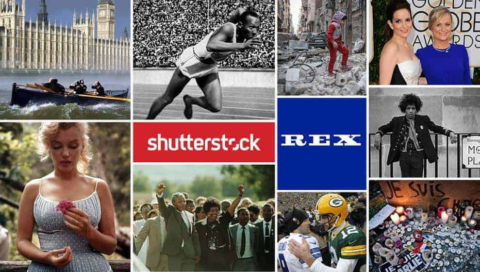 Shutterstock übernimmt Rex Features > Shutterstock expands Music offer and Expands Editorial Focus with Rex Features Acquisition