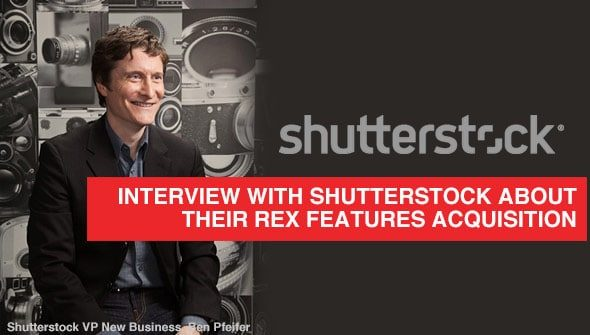 shutterstock interview rex ben pfeiffer > Interview with Shutterstock about their Rex Features Acquisition