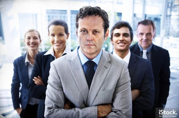 """Unfinished business"" stock image featuring Vince Vaughn"