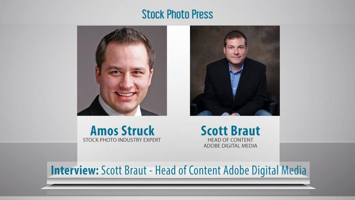 Interview Scott Braut Adobe Head of Content and Amos Struck Stock Photo Press