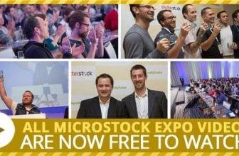 Microstock Expo Videos Free