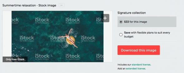 > iStockphoto Review (now iStock)
