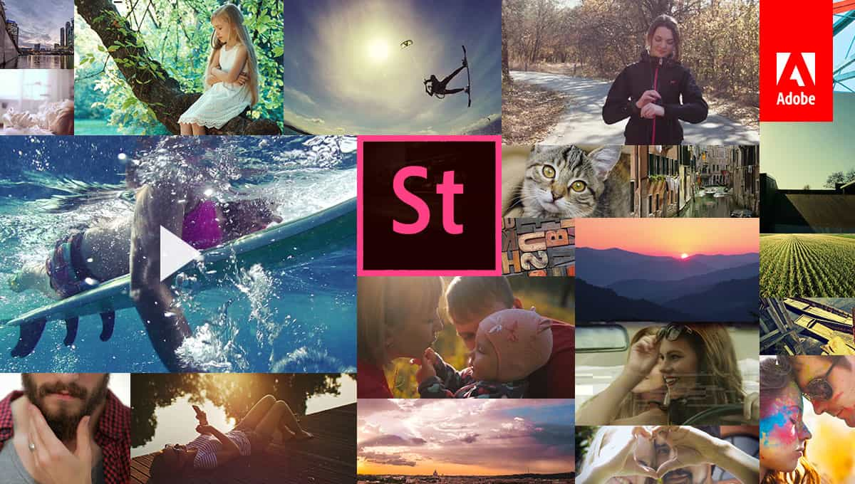 AdobeStockVideo > Adobe adds Video to their integrated Adobe Stock offer