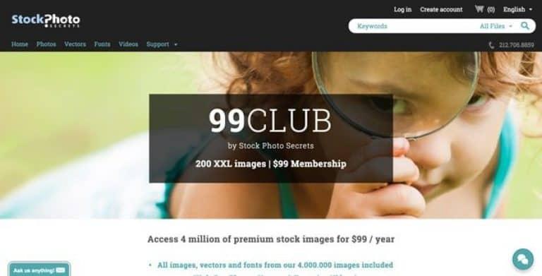 99club homepage