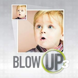 Enlarge your Photos with BlowUp