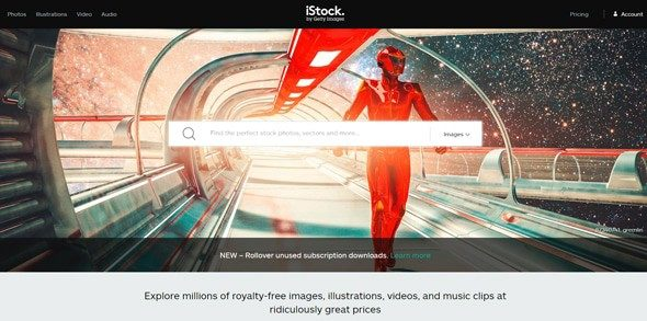istock homepage > Where can I find free photos from iStockphoto to save? (4 Easy Steps)
