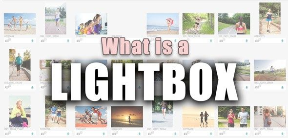 what is a > What is a Lightbox?