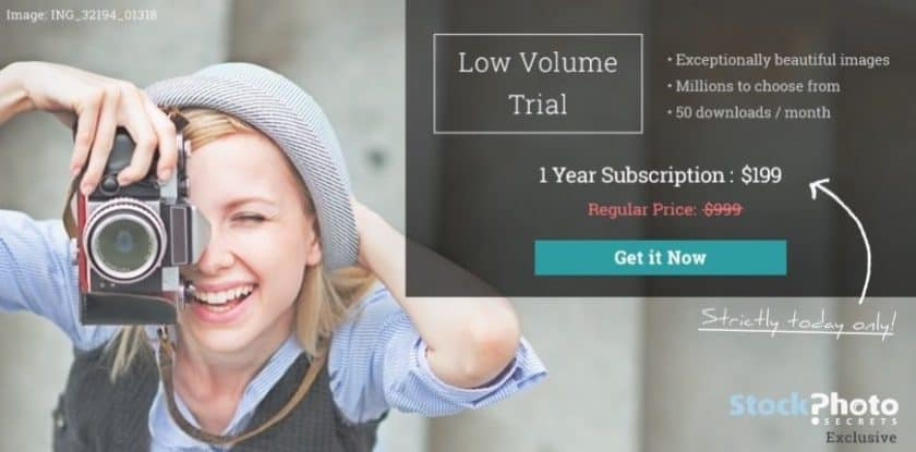 SPS Low Volume Landing Page > StockPhotoSecrets Special Rebate Code Will Make You Save Money!