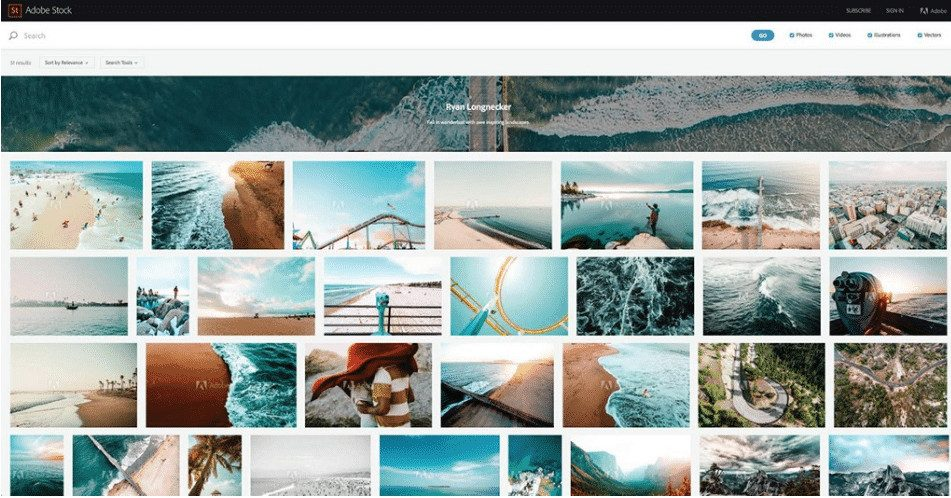Adobe Stock News > Adobe Stock Update Adds Premium Collection and Greater Functionality in Creative Cloud
