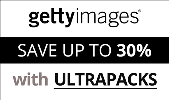getty images save up to 30 percent 3 > Getty Images Ultrapacks - Simple Licensing and up to 30% Savings