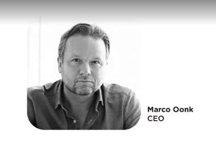Capture > 123RF Announced Marko Oonk as their New CEO