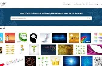 Vectorain Home Page