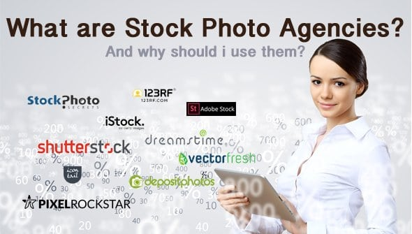 what are stock agencies 1 > What are Stock Photo Agencies and Why Should I Use Them?