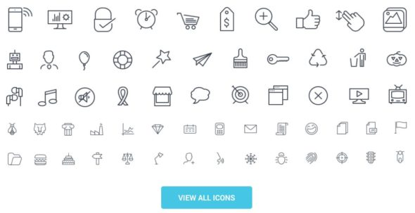 Icon Set Preview
