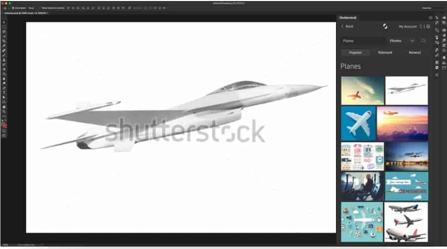 Shutterstock Adobe Plugin > Shutterstock Adobe Plugin Update: Deeper Integration and Now with Video!