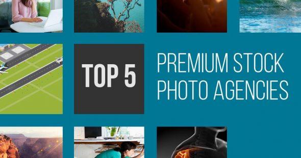 Top 5 Premium Stock Photo Agencies