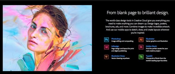 Adobe Creative Cloud Specs > Win 1 Whole Year Of Adobe Creative Cloud For Free! Enter our Giveaway Now!