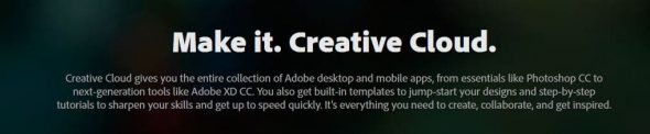 Creative Cloud Snippet Screenshot > Win 1 Whole Year Of Adobe Creative Cloud For Free! Enter our Giveaway Now!