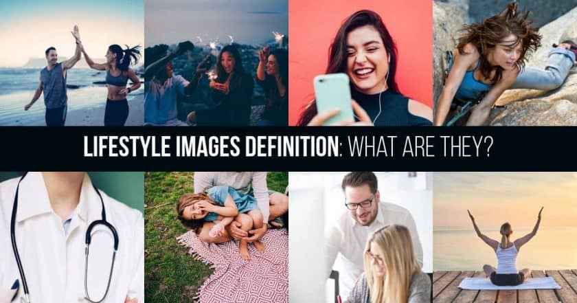 selection of lifestyle images