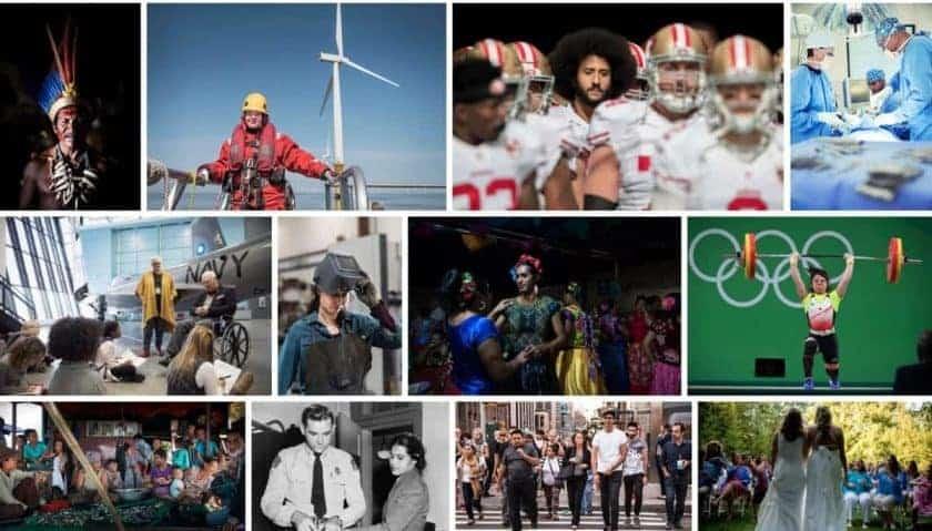 A Diversidade da Alamy em fotos de stock > A diversidade em fotos de stock: 10 melhores agências com imagens de pessoas multiculturais