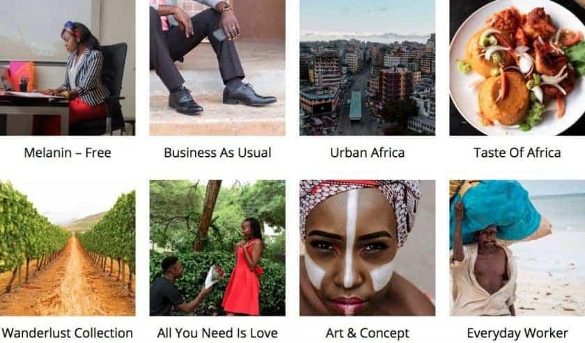 Etnicky rozmanité fotky: 10 nejlepších agentur s různorodým obsahem 71