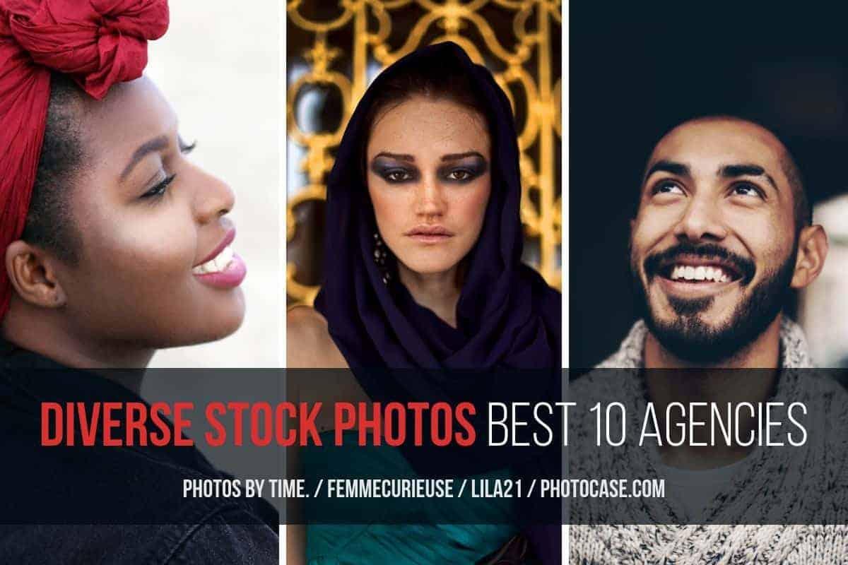 Diverse Stock Photos