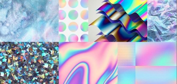 Shutterstock Trends 2018 Holographic Foil > Popular Photography Trends 2018: Discover the Most Trendy Images!
