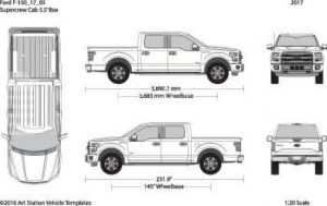 F150 17 05 767x484 > Best Car Outlines Solution: Vehicle Templates and Where to Buy Them