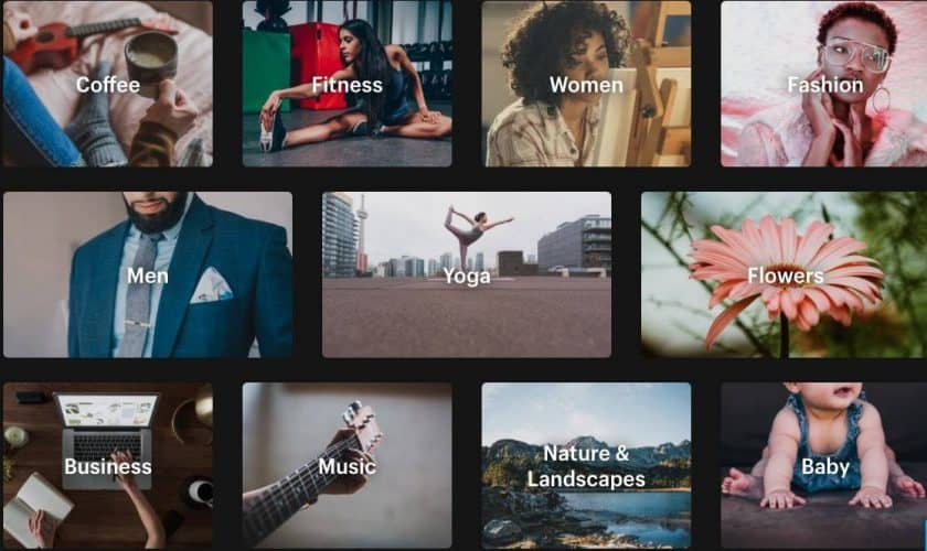 Burst Screenshot > The 27+ Best Free Stock Photo Sites in 2019!