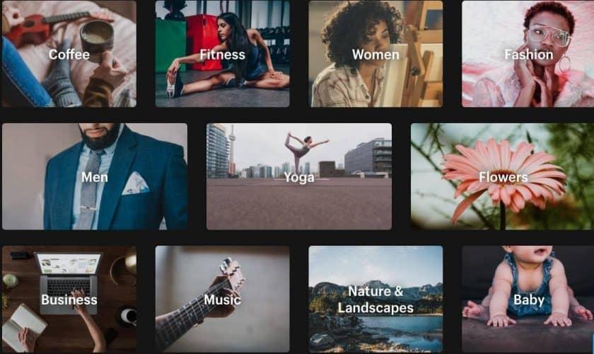 27+ nejlepších free fotobank s fotkami zdarma pro rok 2020! 7