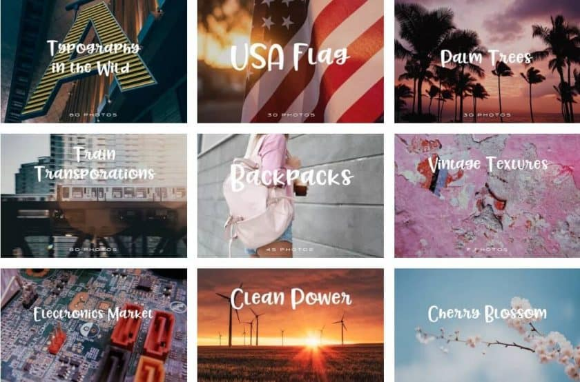 Fancy Crave Screenshot > The 27+ Best Free Stock Photo Sites in 2020!