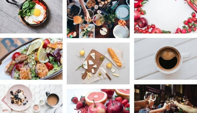 FoodiesFeed Screenshot > The 27+ Best Free Stock Photo Sites in 2019!