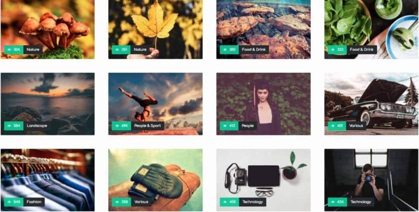 27+ nejlepších free fotobank s fotkami zdarma pro rok 2020! 16