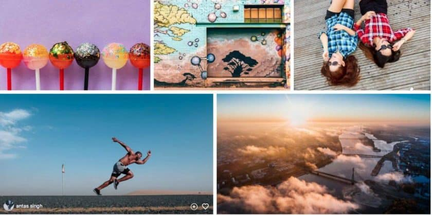 Pexels Screenshot > The 27+ Best Free Stock Photo Sites in 2020!